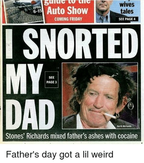 Keith Richards I Snorted My 25 best memes about i snorted i snorted memes