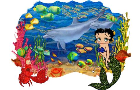 imgenes betty boop con brillos pictures animations betty boop myspace cliparts