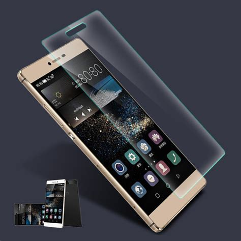 Tempered Glass For Huawei P6 9h tempered glass screen protector for huawei p6 p7 p8