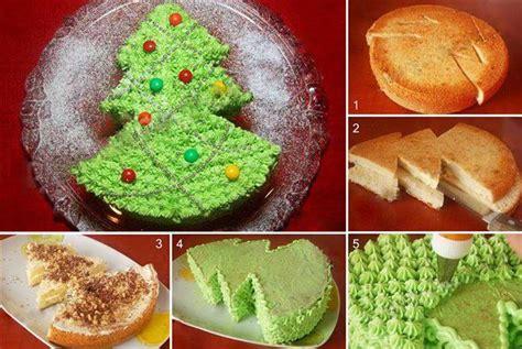 fare foto con web come fare albero di natale con pan di spagna tutorial
