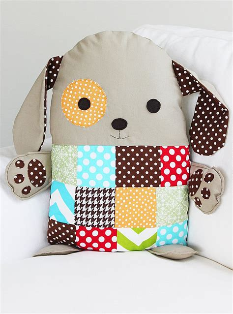 Patchwork Pillow Patterns - sewing pattern patchwork pillow pattern by
