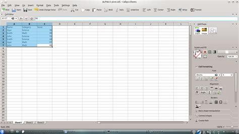 How To Update A Pivot Table by Pivot Tables Update Wetnet