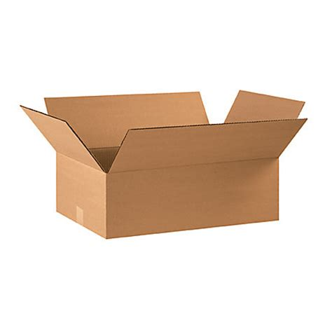 office depot brand corrugated boxes 22 x 14 x 8 bundle of