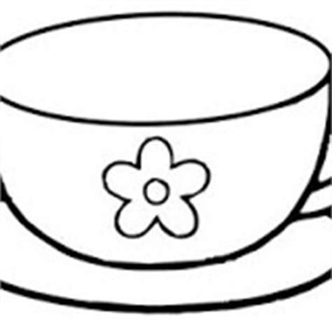 imagenes infantiles tazas dibujos de tazas para colorear
