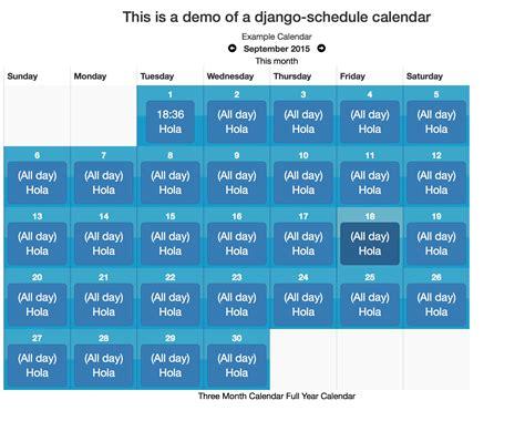 Calendar Application Calendar Application Python Calendar