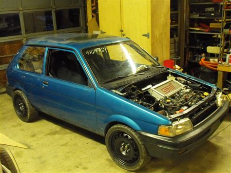 subaru justy rally subaru justy history photos on better parts ltd