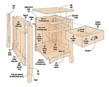 bedside table woodworking plans bedside table woodworking plans awesome gray bedside
