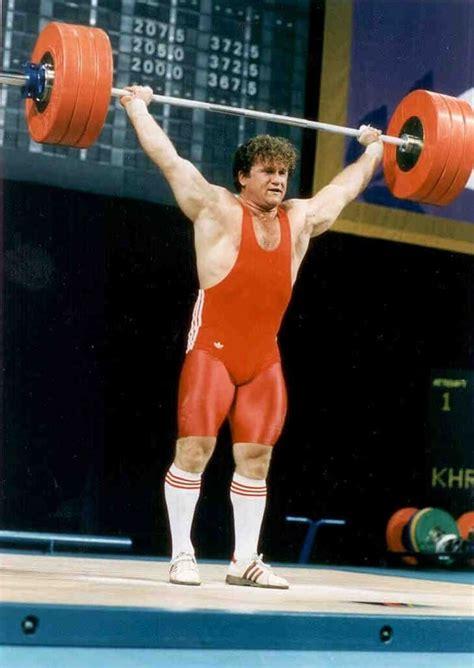 tragic death  olympic champion anatoly khrapaty international weightlifting