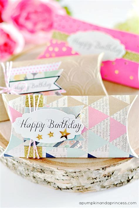 Printable Birthday Gift Tags Cards - printable birthday gift tags a pumpkin and a princess