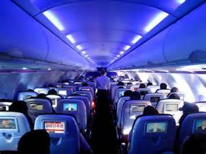American Airlines Plane Interior Virgin America Happy Hour Pal