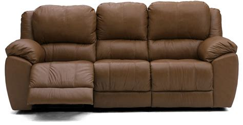 Palliser Leather Sofas by Palliser Benson 41164 Leather Reclining Sofa Mueller