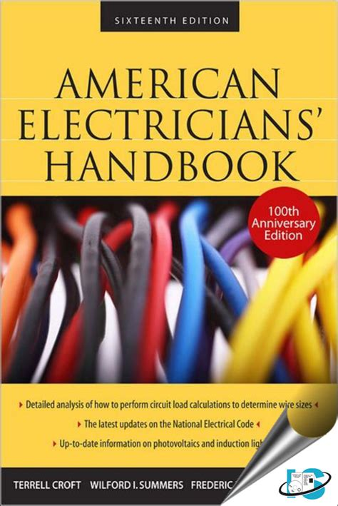 american electricians handbook a reference book for practical electrical workers classic reprint books american electricians handbook 16th edition frederic