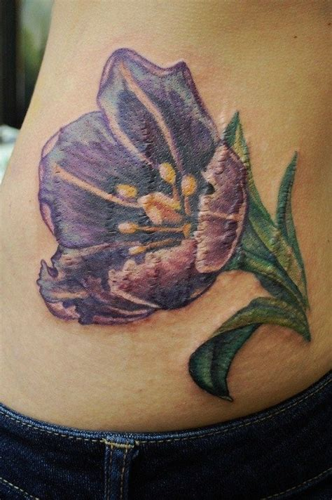 purple tulip tattoo designs 31 purple tulip flowers ideas with meaning