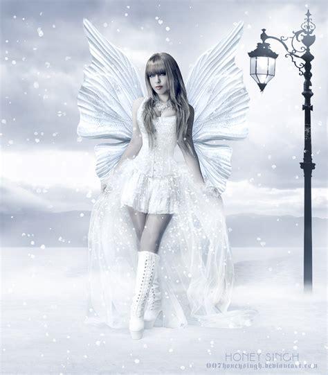 fairytale snow snow fairy by 007honeysingh on deviantart