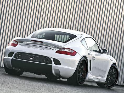 Porsche Gt4rs by Gemballa Does The Porsche Cayman S