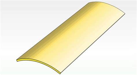 coprigiunto per pavimenti profilo per pavimenti a pari livello ottone profilpas 020