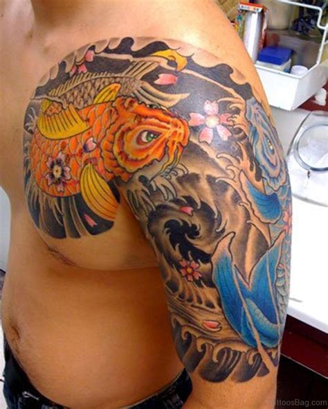 chest and arm tattoos design 70 brilliant chest tattoos