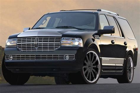 Dub City High Profile Lincoln Navigator 2011 lincoln navigator price mpg review specs pictures