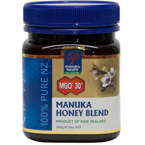Manuka Honey Manuka Health Mgo 30 500gr mgo 30 manuka honey