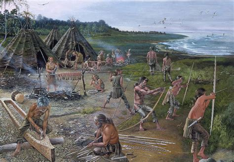 storegga mesolithic tsunami is there evidence in the