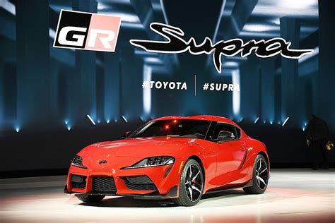Toyota Gr Supra 2020 2020 toyota gr supra priced at 49 990 autoevolution