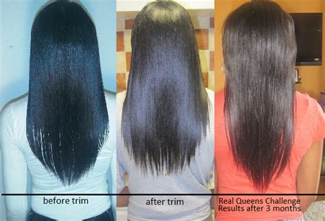 biotin three month hair growth biotin hair growth results before and after black hair images