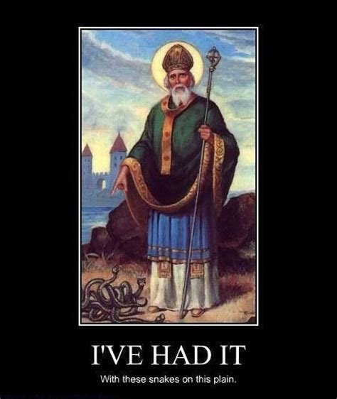 Happy St Patricks Day Meme - st patrick meme catholicsm pinterest patrick o