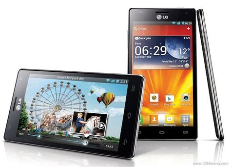 Hp Lg P880 lg optimus 4x hd p880 pictures official photos