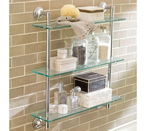Bathroom Shower Shelving Crave Create Downsizing The Bath Bathroom