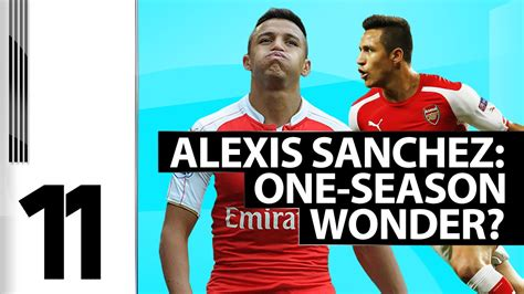 libro alexis sanchez the wonder 11 alexis sanchez one season wonder youtube