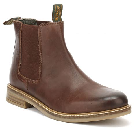 Chelsea Boots barbour mens brown farsley leather chelsea boots