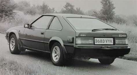 Toyota History History Of The Toyota Supra Toyota