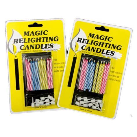 Diskon Lilin Ajaib Magic Candle lilin magic magic relighting candles