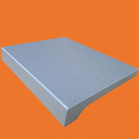 fensterbrett werzalit werzalit exclusiv 34 tiefe 200 mm metallic fensterbank
