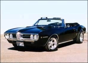 67 Pontiac Convertible 67 Pontiac Firebird Convertible Autos