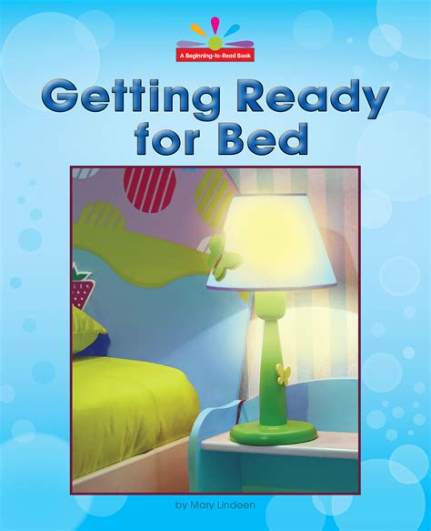 getting ready for bed ebook