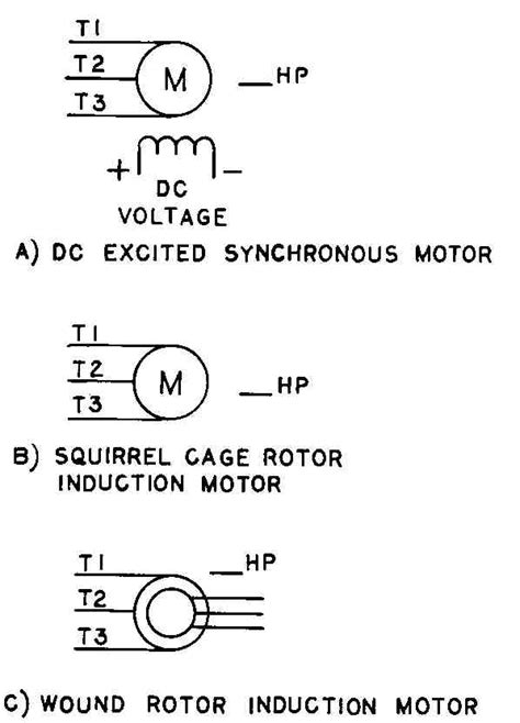 symbol for motor in circuit diagram servo motor schematic symbol