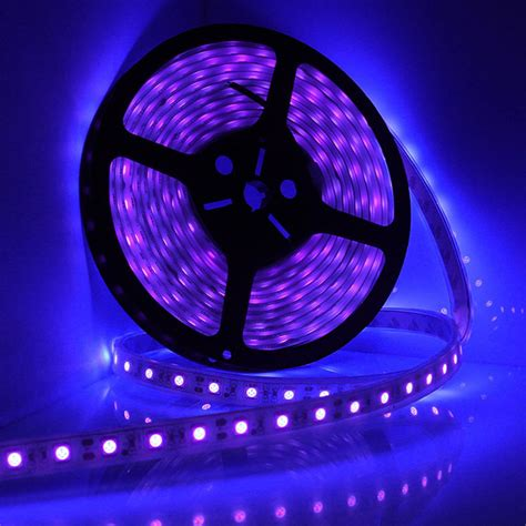 Led Uv Ultraviolet 395nm 5050 Smd Blacklight Strip Led Led Uv Light Bulbs