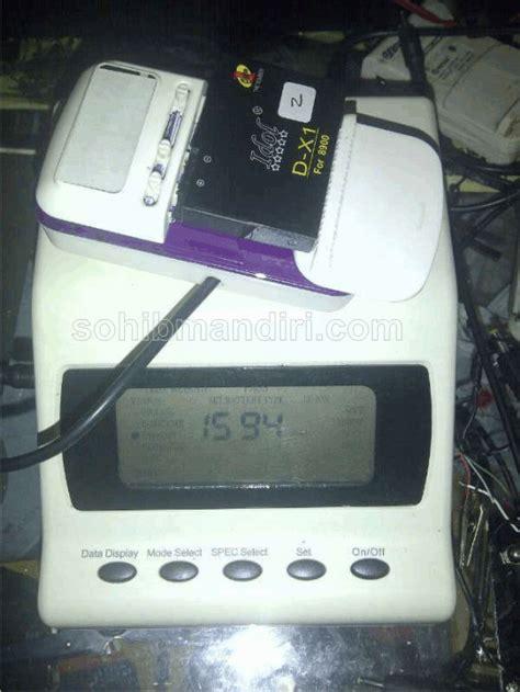 Baterai Power Blackberry 8900 Baterai Power Nero hasil tes kapasitas baterai idol power bateraibb store