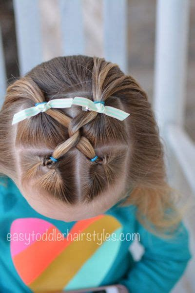 Toddler Hairstyle by Best 25 Easy Toddler Hairstyles Ideas On Kid