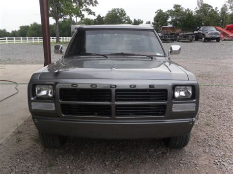 dodge ram 1500 rims and tires for sale 1991 dodge ram with 44 935 custom paint tires and