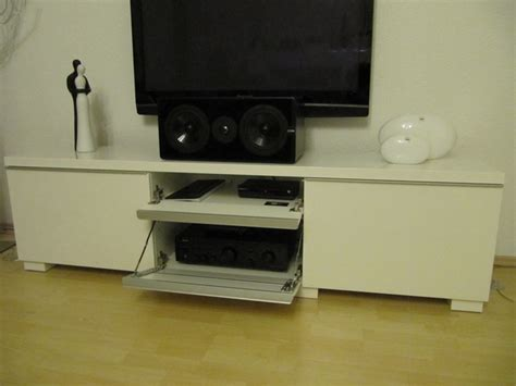 besta akustikstoff un 2x canton av 950 als stereo in tv m 246 bel