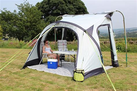 Cervan Drive Away Awning by Outdoor Revolution Oxygen Speed 1 Air Frame Awning Awnings Caravan Motorhome