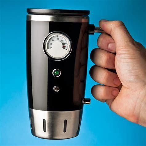 Coolest Travel Mugs by Rod Heated Travel Mug The Green Head
