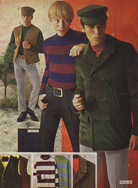 1960s Fashion for Men & Boys   60s Fashion Trends, Photos