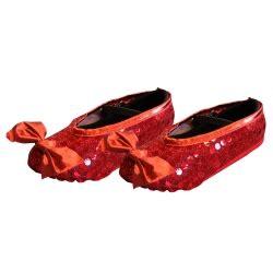 ruby slipper shoe covers economy ruby slipper child