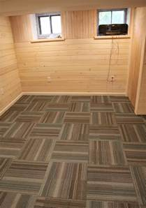 basement tile ideas our basement part 40 installing carpet tile stately kitsch