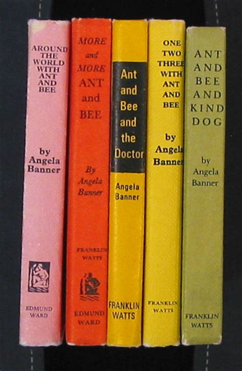 The Other Uk Version Bee Us Version more and more ant and bee another alphabetical story a