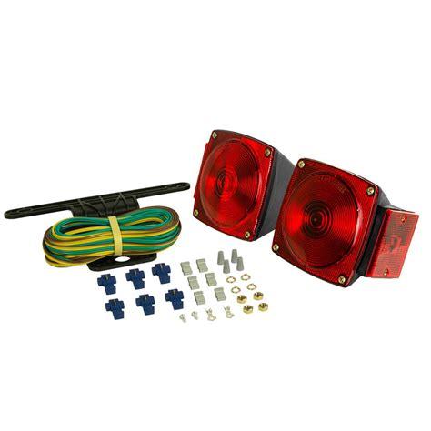 submersible led trailer light kit blazer international submersible trailer light kit c6421