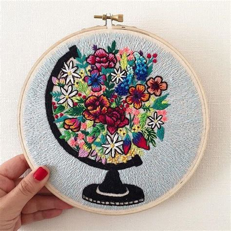 embroidery inspiration embroidery inspiration on instagram embroidery by